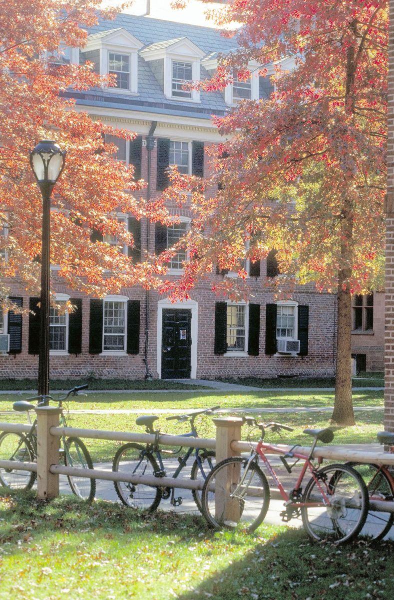 View of Yale Campus, (c) Yale University