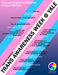 Trans Issues Week Fall 2007