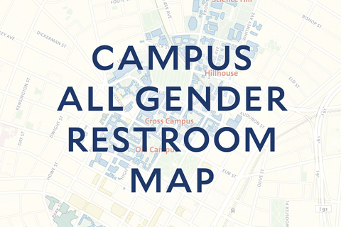 Campus All Gender Restroom Map logo