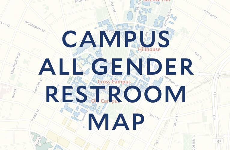Campus All Gender Restroom Map banner image