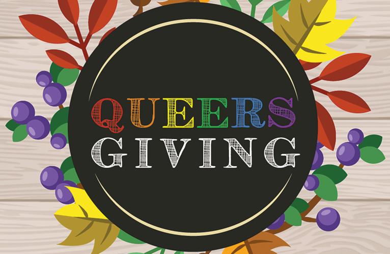 Queersgiving logo