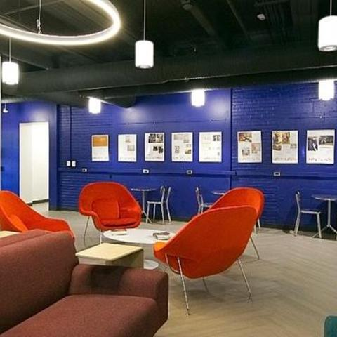 Office of LGBTQ Resources lounge