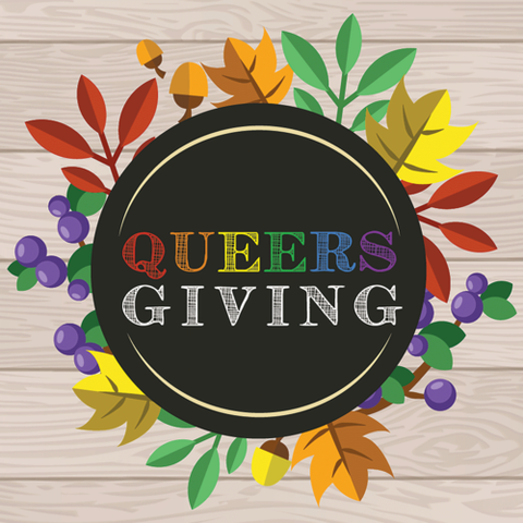 Queersgiving logo